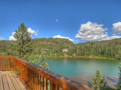 Photo for Lake View House. Private Home w Multiple Decks, Lake View, Purgatory Resort Area