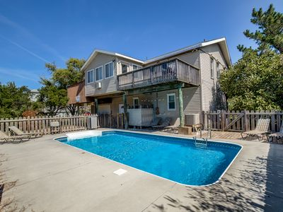 Photo for Play Day | 460 ft from the beach | Private Pool, Hot Tub