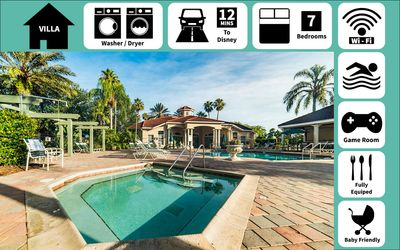 Photo for Gather Your Loved Ones for a Grand Time - Paradise Home+Luxurious View