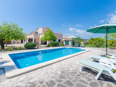 Photo for YourHouse Sa Fonera - villa with private pool, bbq and terrace for 4 people