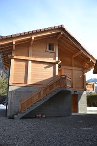 Photo for recent individual chalet