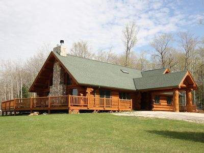 Photo for 5BR Lodge Vacation Rental in Fish Creek, Wisconsin
