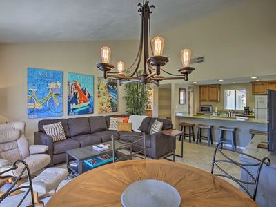 Photo for Luxury Palm Desert Condo w/Patio on Golf Course!