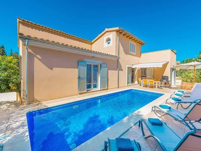 Photo for Synera is a modern villa situated in the suburbs of Bonaire, a quiet seaside resort close to Alcudia.