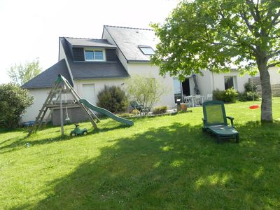 Photo for house, in suburban area, on closed garden of 1000m ² displayed South,