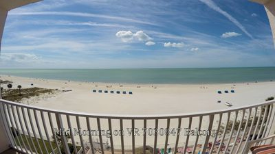 Photo for GULF FRONT-Magnificent Beachfront Balcony Views MAY 27-31,31-JUN3 CHECK SPECIALS