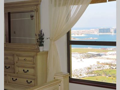 Photo for Breathtaking Palm View Luxury 1 BR
