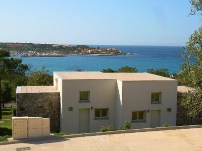 Photo for Mini Terraced Villa rental for 4 to 6 people between Calvi and Ile Rousse