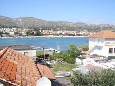 Photo for 1BR Apartment Vacation Rental in Trogir, Trogir