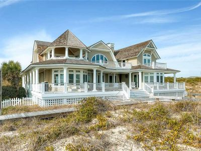 Photo for Bald Head Island Luxury, Oceanfront, Grand Piano and more, BHI