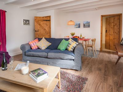 Photo for NEWTON COTTAGE, Leitholm. Sleeps 2, perfect for couples.