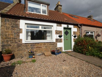 Photo for Welcome to Brae Cottage situated in the small village of Dairsie.