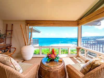 Photo for K B M Hawaii: Ocean Views, Extra Large! 1 Bedroom, FREE car! Jul, Aug, Sep, Oct Specials From only $399!