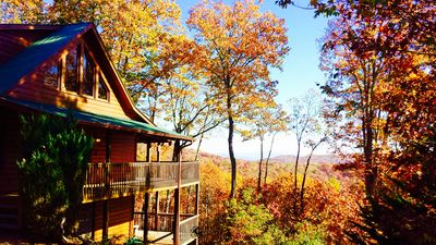 Fall Colors at the Cabin