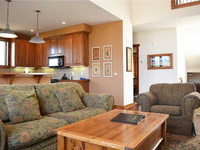 Photo for Saddlewood Townhomes: 3 BR / 3 BA townhome in Breckenridge, Sleeps 8