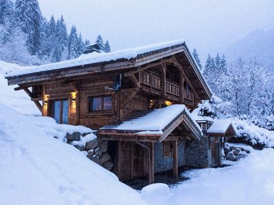 Photo for A brand new, smart and very comfortable chalet 400m from the lifts
