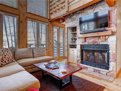 Photo for Luxurious Townhome Minutes from Slopes on Deer Valley Drive