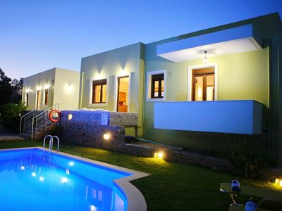 Photo for Brand new villas with amazing sea views!