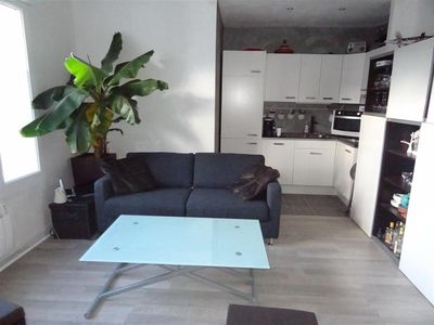 Photo for Grand F2 City Center - 2/4 pers, TV, Dishwasher / Linen