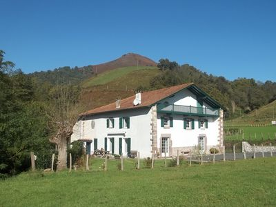 Photo for Gite in the Basque Country: Spacious holiday home near mountains and beaches