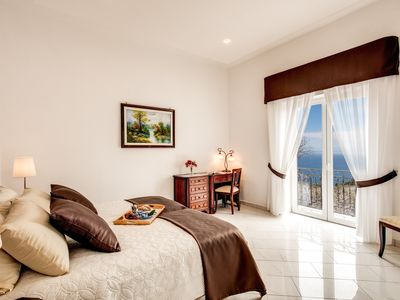 Photo for Angela's Suite - sea view apartment