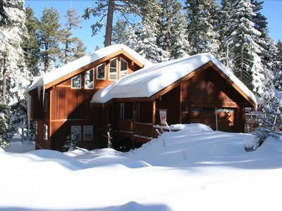 Photo for **MAGICAL WEST SHORE**Tahoe Ski Retreat in Chamberlands**
