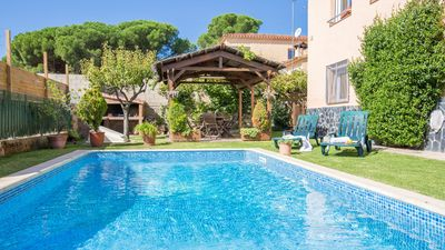 Photo for 4 bedroom accommodation in Tordera
