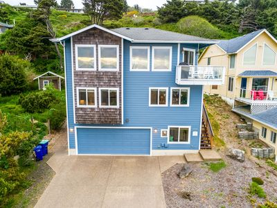 Photo for Beautiful 3 Story House With Ocean Views From All Levels