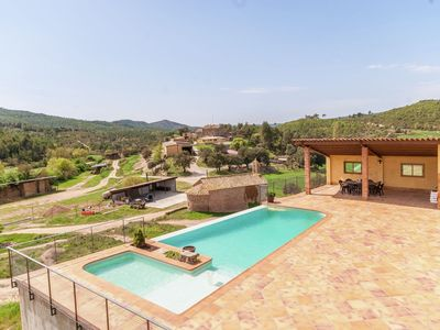 Photo for Pretty Mansion in Castellnou de Bages near Forest