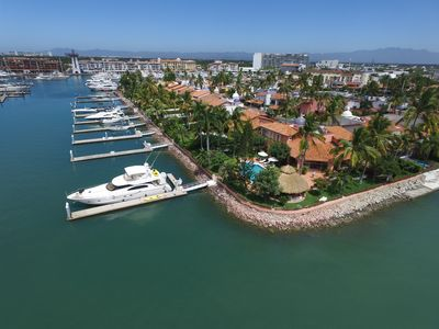 Photo for Villa Dos Palomas Best Located Property in The Marina Full Staff Private Pool