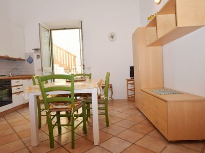 Photo for Holiday Apartment in Marina di Campo Just a Few Meters from the Beach
