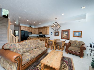 Photo for 1BR Condo Vacation Rental in Huntsville, Utah