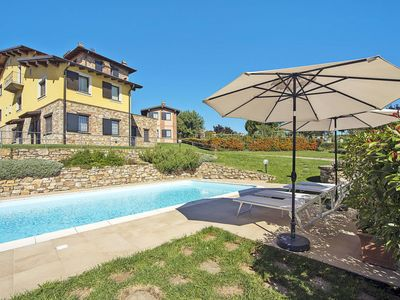 Photo for Apartment Residence La Corte Bricca (OLP100) in Oltrepo Pavese - 4 persons, 2 bedrooms