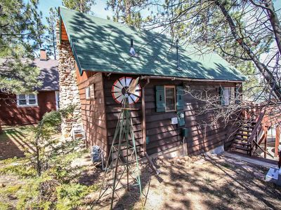 Photo for House 102 m from the center of Big Bear Lake with Internet, Parking, Balcony (983745)
