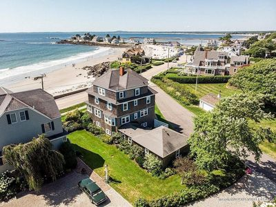 Photo for Ocean/Beach location with magnificent water views:  THE New England experience !