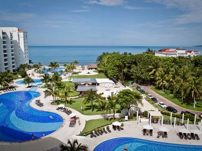 Photo for Oceanfront Hotel Luxury/Condo Comfort 5 stars Great Views & hi-spped internet