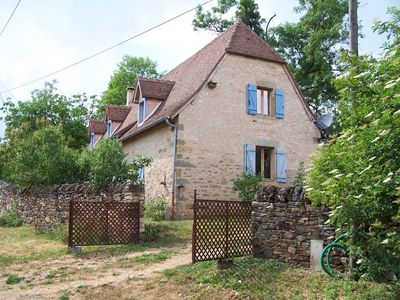 Photo for Great character house in the heart of the regional park the Quercy