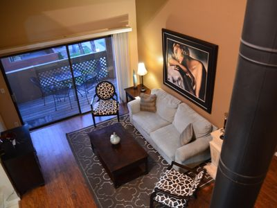 Photo for Oldtown Scottsdale Condo - Great Value with Sleeping Loft  - Washer/Dryer in Unit, WiFi - By PADZU