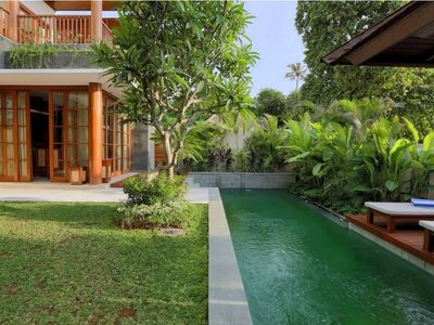 Photo for Bale Gede 3 Bedroom Luxury Villa, Seminyak