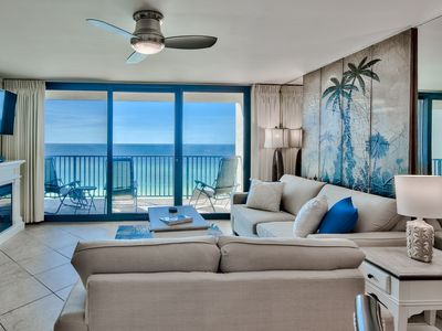 Photo for Luxurious 2 Bedroom Gulf Front in One Seagrove Place
