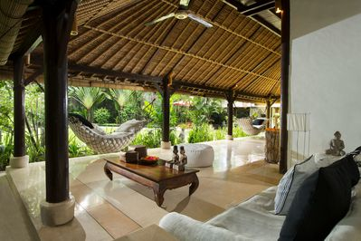 Authentic Private Bali Villa With Cook And Pool Set In A Lush Tropical Garden Seminyak