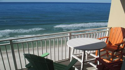 """Photo for *****Book Now, Great Rates*****!!!!! 1 bedroom, 2 Bath """"Breathtaking Beach View"""""""