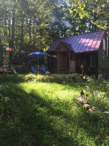 "Photo for Magical artist's retreat ""The Skye house"" nestled in Green Mountains of Vermont."