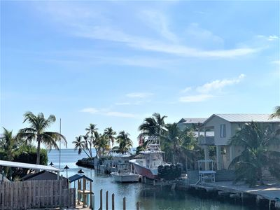 Photo for Blue Marlin 2 Bedrooms 3 baths with Pool & 37 ft Dock
