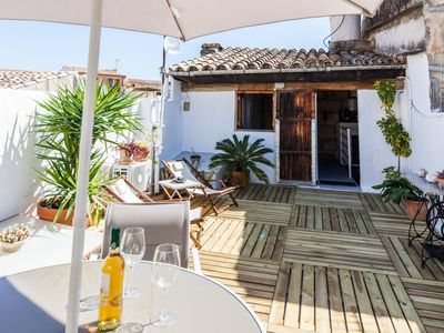 Photo for Ca Na Mariona typical Mallorquin House for 5 people in the heart of Pollensa
