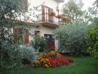 Photo for Apartment Pino is located in a quiet town in Istria Roč.