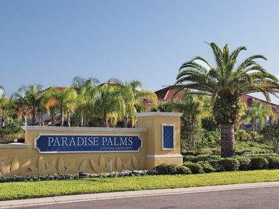 Photo for Paradise Palms, 2955 Banana Palm Dr., Vacation Home, Orlando, Kissimmee, Florida, Disney
