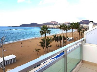 Photo for One bedroom Apartment, sleeps 2 in Puerto-Canteras with WiFi