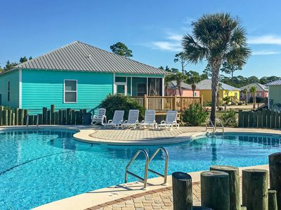 Photo for Fort Morgan Beach Cottage w/Comm Pool+Beach Access