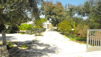 Photo for Enchanting Trulli with Private Pool in Apulian countryside: Choose Villa Bernie